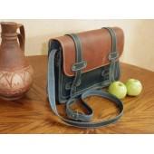 Сумка-Портфель кожаный кожаная Comb GC