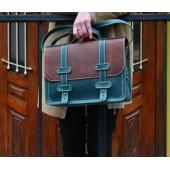 Портфель кожаный Folio Comb GC
