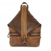 Рюкзак Денвер коричневый