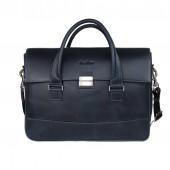 Стильный мужской кожаный портфель