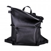 Рюкзак Voyager Black (гладкий)