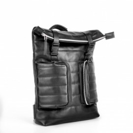 Рюкзак Motto Black (гладкий)