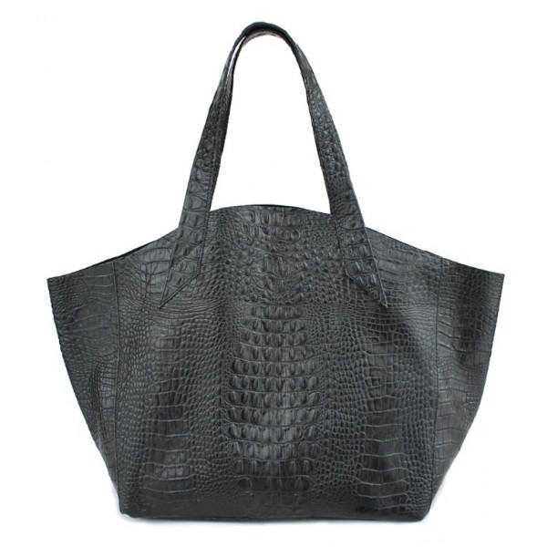 "Крута торба ""Fiore Croc"""