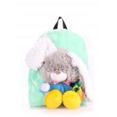 Детский рюкзак с зайцем