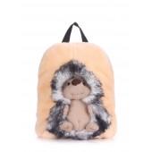 Детский рюкзак с ежиком